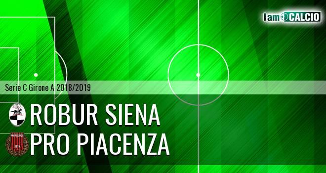 Robur Siena - Pro Piacenza