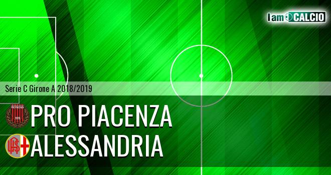 Pro Piacenza - Alessandria