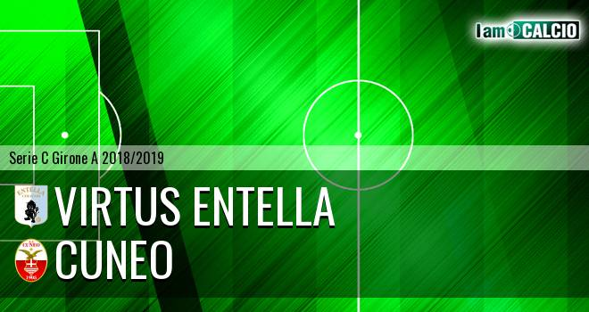 Virtus Entella - Cuneo