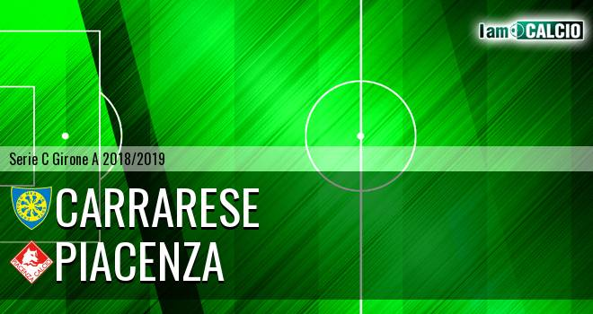 Carrarese - Piacenza