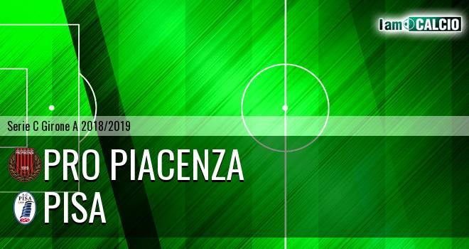 Pro Piacenza - Pisa