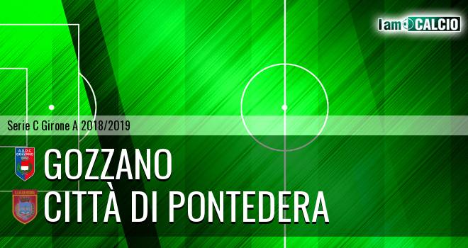 Gozzano - Città di Pontedera