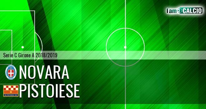 Novara - Pistoiese 1-1. Cronaca Diretta 17/02/2019