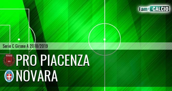 Pro Piacenza - Novara