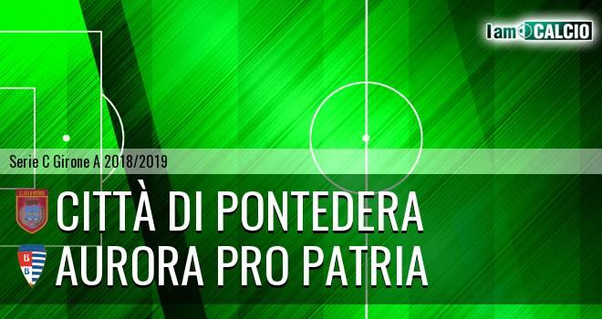 Città di Pontedera - Aurora Pro Patria