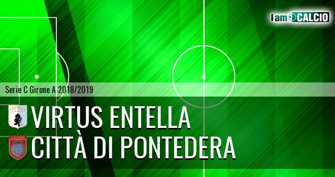 Virtus Entella - Città di Pontedera