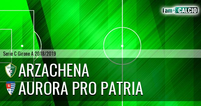 Arzachena - Aurora Pro Patria