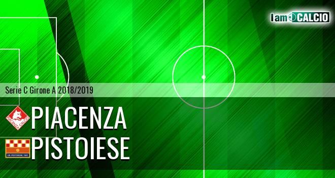 Piacenza - Pistoiese