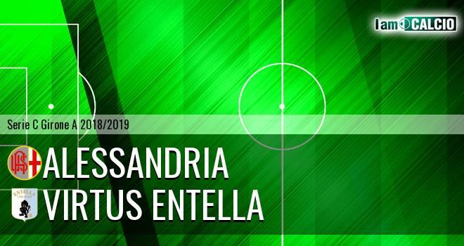 Alessandria - Virtus Entella