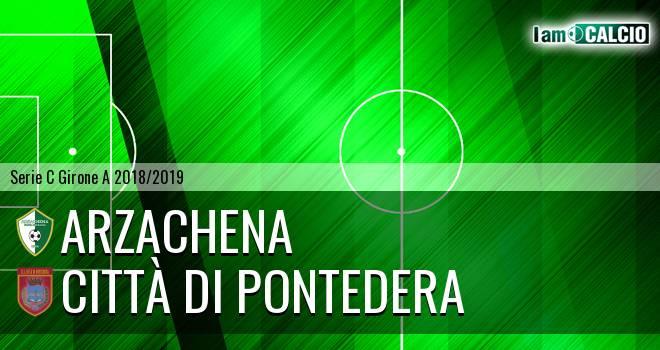 Arzachena - Città di Pontedera