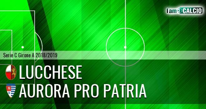 Lucchese - Aurora Pro Patria