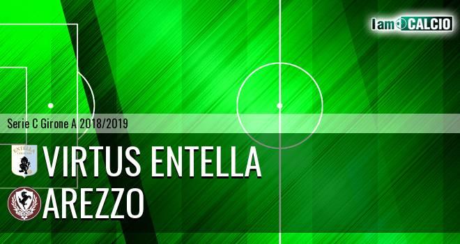 Virtus Entella - Arezzo