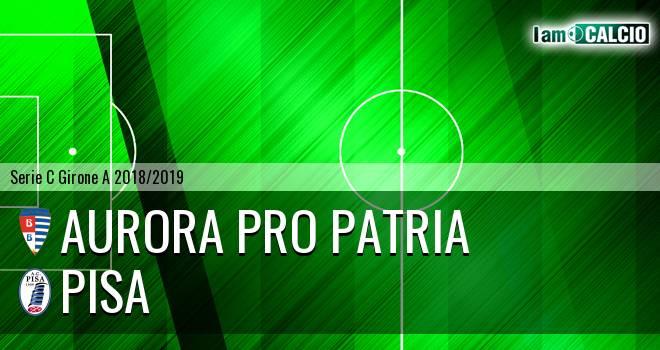 Aurora Pro Patria - Pisa