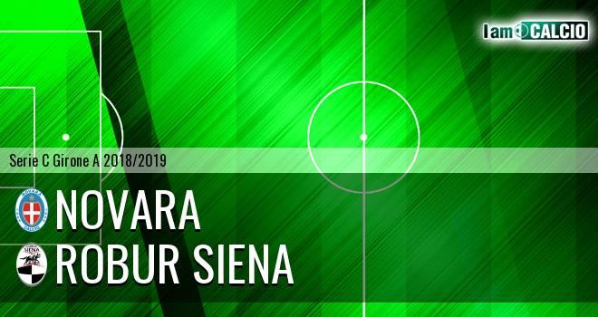 Novara - Robur Siena