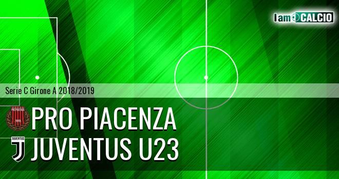 Pro Piacenza - Juventus U23
