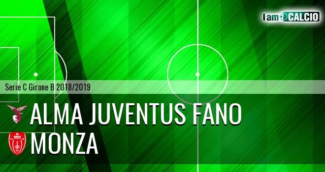 Alma Juventus Fano - Monza