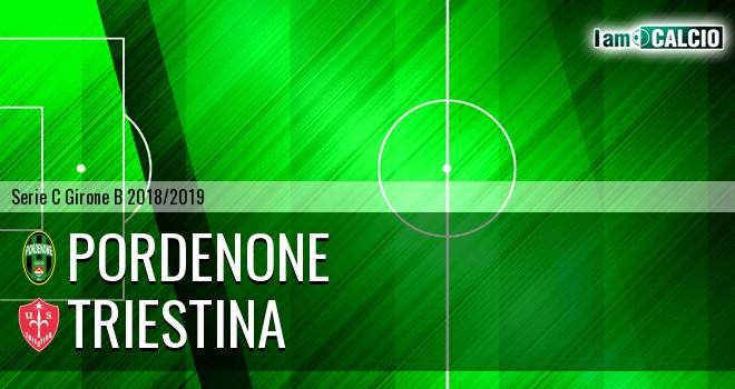 Pordenone - Triestina