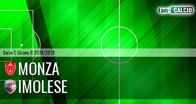 Monza - Imolese
