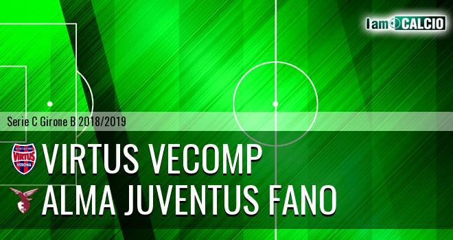 Virtus Verona - Alma Juventus Fano