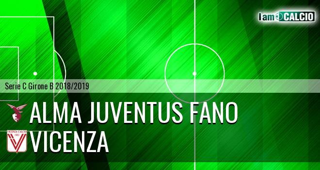 Alma Juventus Fano - Vicenza
