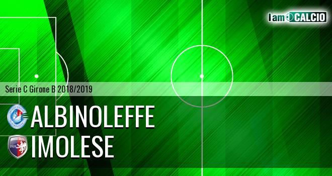 Albinoleffe - Imolese