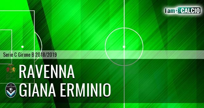 Ravenna - Giana Erminio