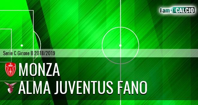 Monza - Alma Juventus Fano