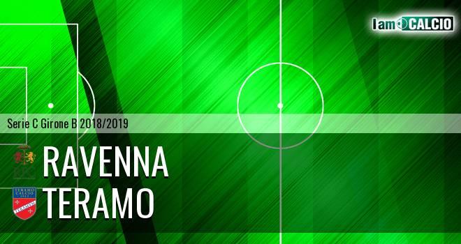 Ravenna - Teramo