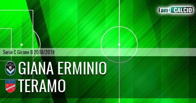 Giana Erminio - Teramo