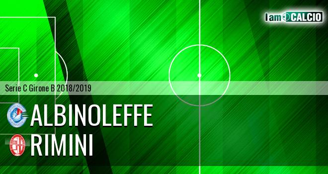 Albinoleffe - Rimini