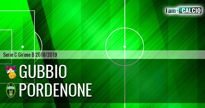 Gubbio - Pordenone