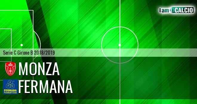 Monza - Fermana