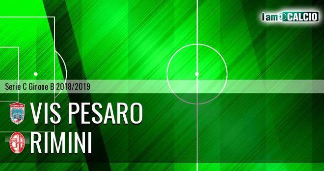 Vis Pesaro - Rimini