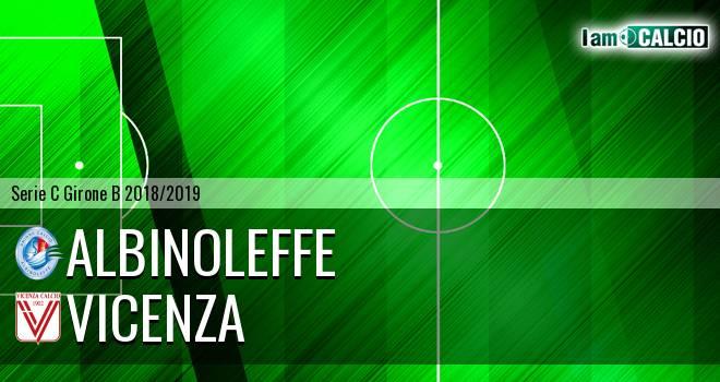 Albinoleffe - Vicenza