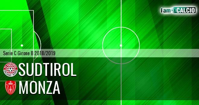 Sudtirol - Monza