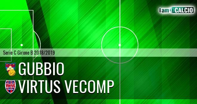 Gubbio - Virtus Verona