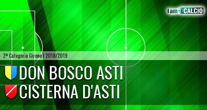 Don Bosco Asti - Cisterna d'Asti