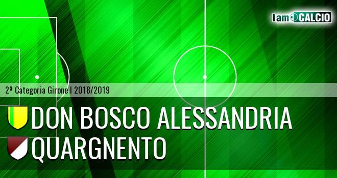 Don Bosco Alessandria - Quargnento