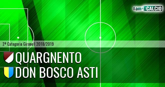 Quargnento - Don Bosco Asti