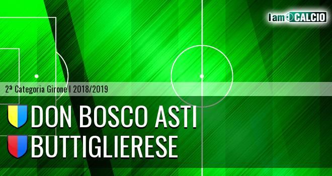 Don Bosco Asti - Buttiglierese