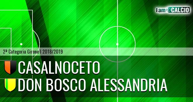 Casalnoceto - Don Bosco Alessandria