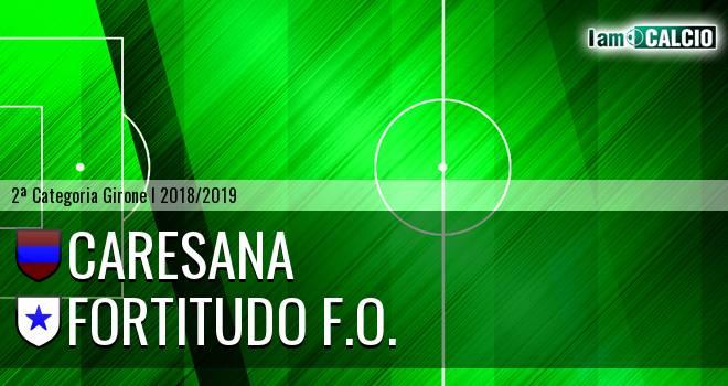 Caresana - Fortitudo F.O.