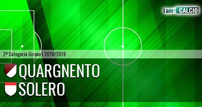 Quargnento - Solero