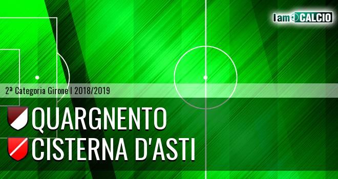 Quargnento - Cisterna d'Asti