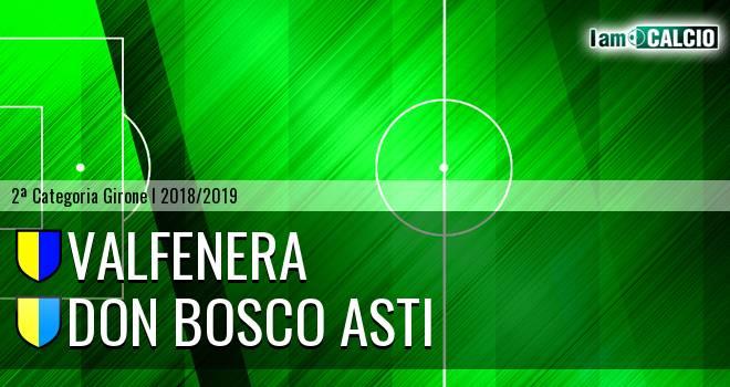 Valfenera - Don Bosco Asti