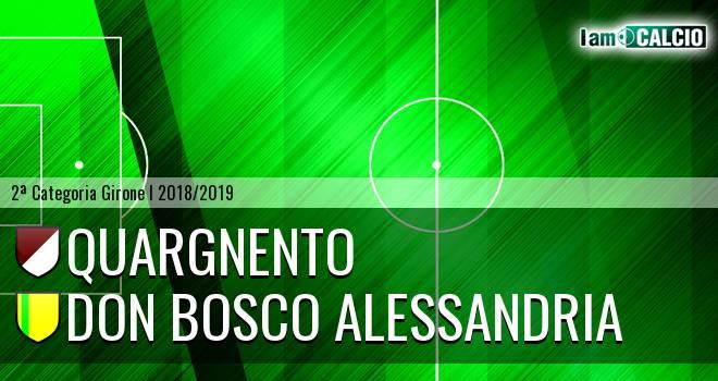 Quargnento - Don Bosco Alessandria