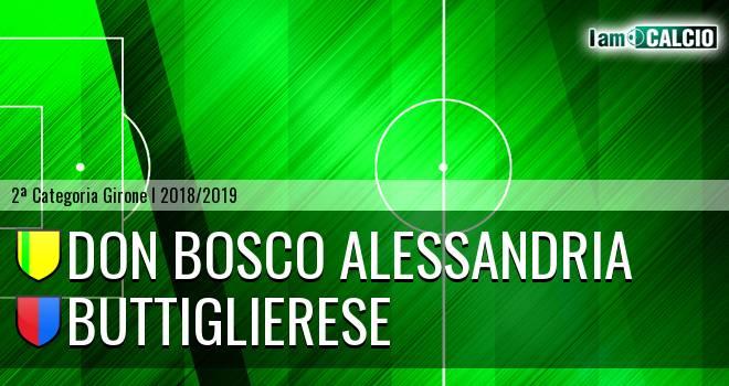 Don Bosco Alessandria - Buttiglierese