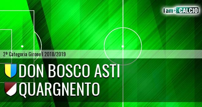 Don Bosco Asti - Quargnento