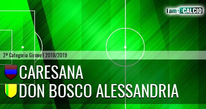 Caresana - Don Bosco Alessandria