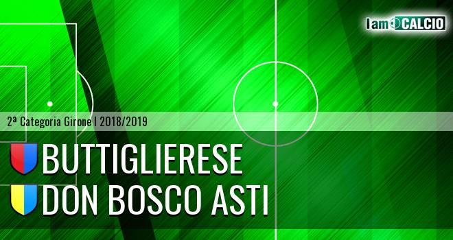 Buttiglierese - Don Bosco Asti
